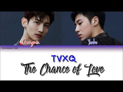 TVXQ (동방신기) - The Chance Of Love (운명) - (Sub Español + Roma + Han + Lyrics + Colorcodedlyrics)