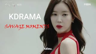 Download Kdrama Savage moments #1 [Graceful Family] Mo Suk Hee|graceful family Korean drama| I am on fire🔥