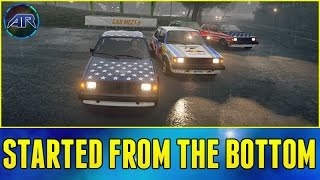 Forza Horizon 2 : Top Gear Challenge - STARTED FROM THE BOTTOM!!!