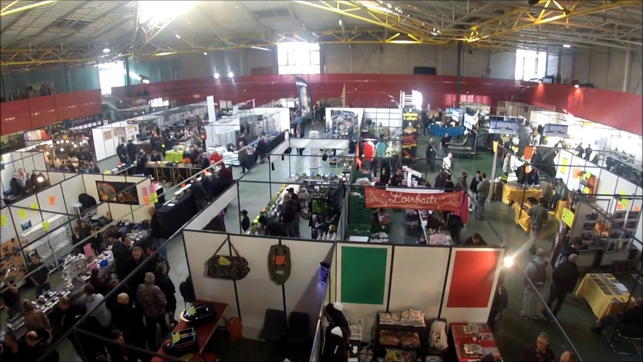 Teaser salon de la carpe de bourges 2017 youtube for Salon de bourges