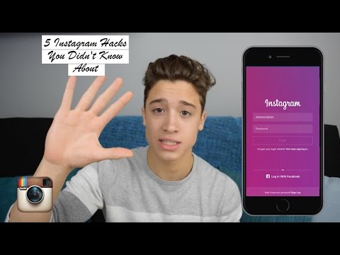 Five Instagram Hacks You Maybe Didnt Know About!