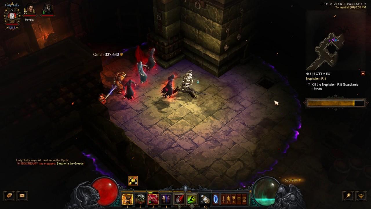 Diablo Mage Speed Build