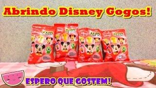 Abrindo meus Disney Gogos por Rafinha9179
