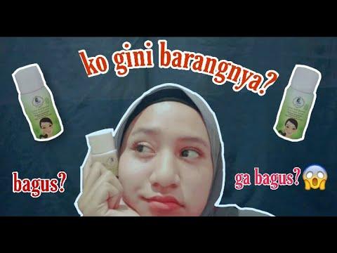 REVIEW OBAT JERAWAT YANG AMPUH DALAM SEMALAM!! || lotion ...