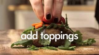 Marzetti® Simply Dressed® | Salad Baked Potato