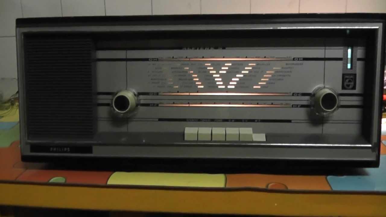 RADIO D/'EPOCA PHILIPS