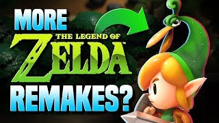 Will We See More 2d Zelda Games On Switch?