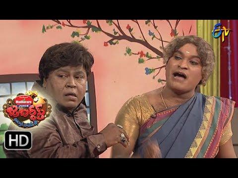 Racha Ravi Performance | Jabardsth | 15th June 2017 | ETV  Telugu
