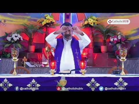 Word of God @ St. Alphonsus Church, Nandi nagar, Road No 9, Banjara Hills, HYD, TS, IND. 21-12-19