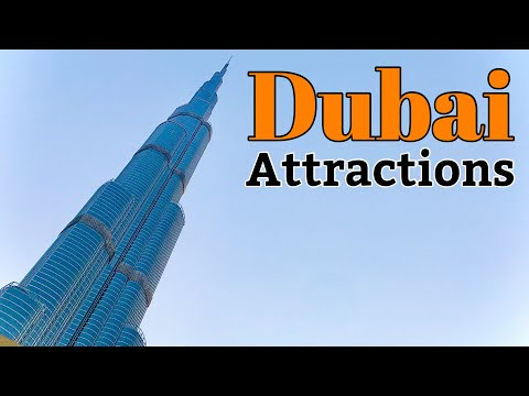 Dubai Attractions Vlog 1st December 2019