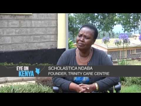 Kenyan entrepreneur with a deep heart for cancer patients