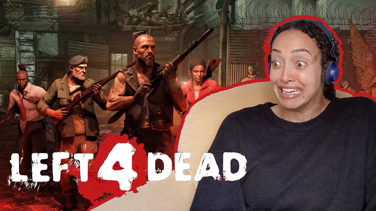 Download Non Gamer Watched #112 LEFT 4 DEAD