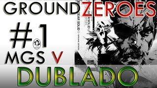 Metal Gear Solid V Dublado - MGSV: Ground Zeroes - Introdução thumbnail