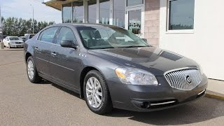 Pre-owned 2011 Buick Lucerne CXL for sale in Medicine Hat, AB