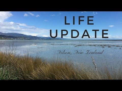 Life Update: Settling in Nelson