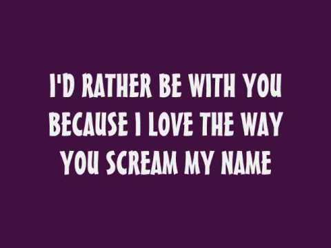 Beyonce   be with you lyrics