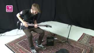 elektrische gitaar startersset ibanez ijrg200 jumpstart set