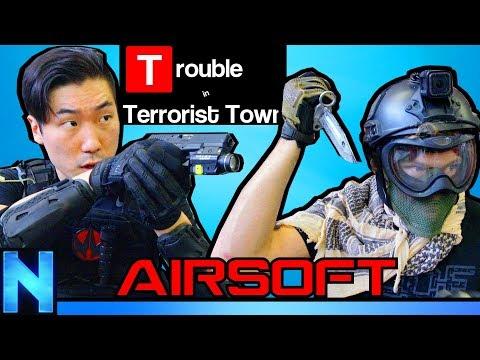 AIRSOFT TTT - Take The SHOT!
