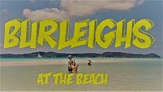 Burleighs at the beach