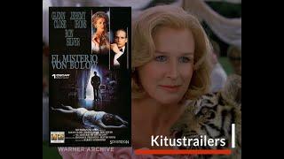 El Misterio Von Bulow Trailer