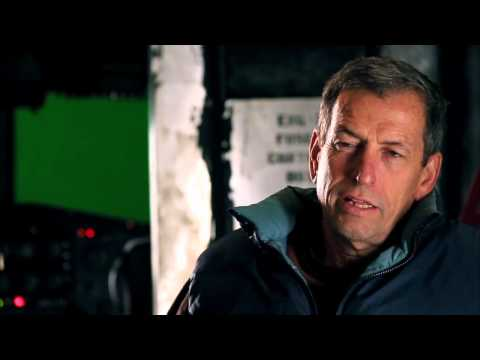 Danny Lerner 'The Expendables 2' Interview! [HD]