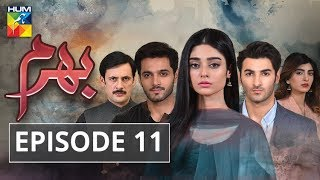 Bharam Episode #11 HUM TV Drama 8 April 2019