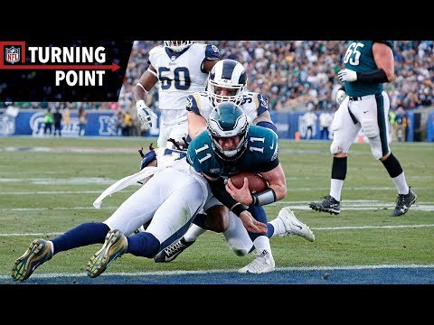 Eagles Defense Steps Up After Losing Carson Wentz to Injury (Week 14) | NFL Turning Point