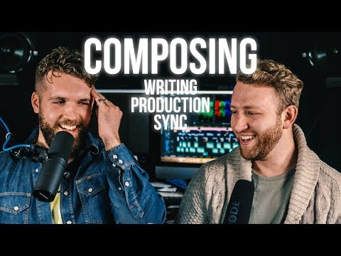 Interview with a Modern Film Composer // Sync-Licensing, Writing and Production