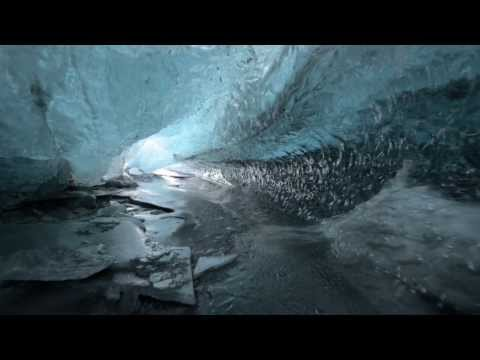 """The Crystal Cave"" - Iceland Ice Cave (extended cut)"