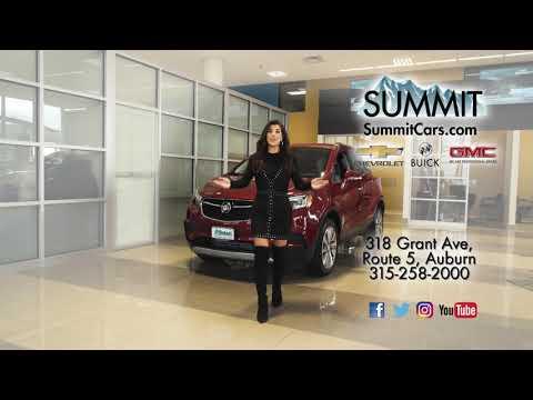 Summit Chevy GMC Buick - 2019 Encore - Auburn, NY