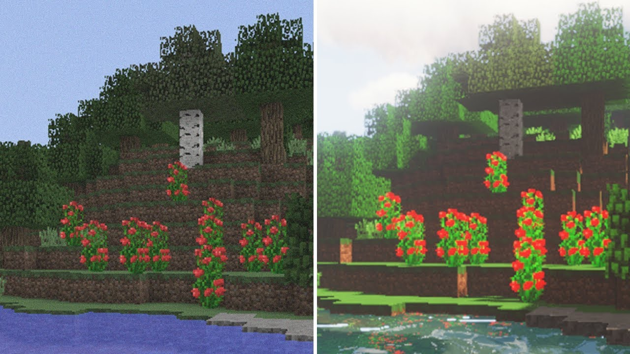 Minecraft Best Shaders 2020 10 Best Shaders for Low End PCs/High FPS 2019   2020 | MINECRAFT