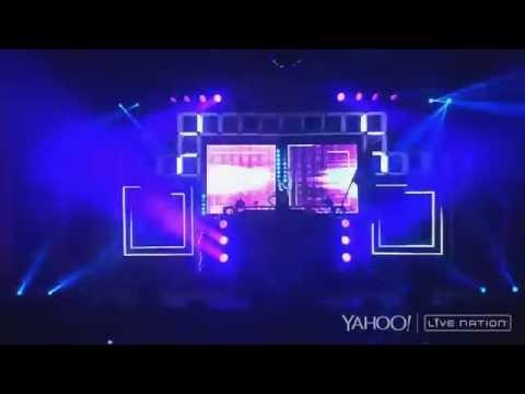 Steve Aoki ft. Linkin Park - Darker Than Blood (Live from Chicago)