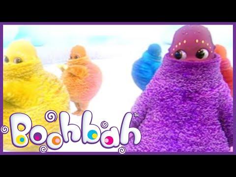 💙💛💜 Boohbah | Bat & Ball (Episode 63) | Funny Cartoons For Kids | Animation 💙💛💜