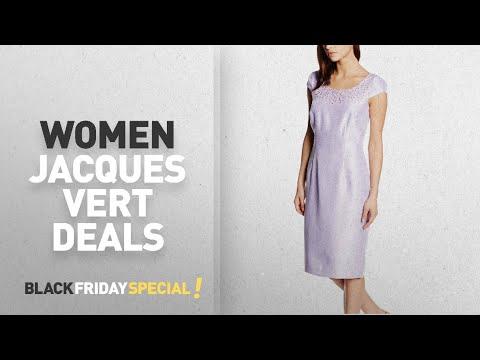 Black Friday Women Jacques Vert Deals: Jacques Vert Women's Bead Embellished Dress