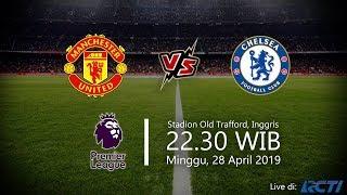 Jadwal Liga Inggris, Manchester United Vs Chelsea, Minggu Pukul 22.30 WIB
