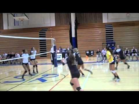 Seema Patel Volleyball Highlight Video Olympic Heights