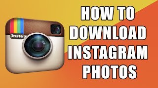 How To Download Instagram Photos In Windows 7/8 (Save-o-gram)