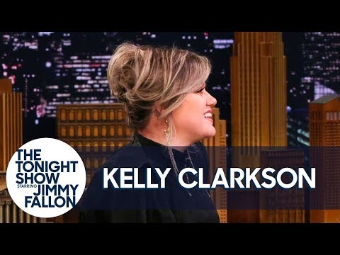 "Kelly Clarkson's Daughter Stars In Her UglyDolls ""Broken & Beautiful"" Music Video"