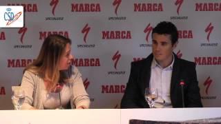 Javier Gómez Noya, héroe y leyenda del deporte español