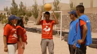 Ciudad Juarez, Mexico | Manchester United | ChevroletFC | One World Futbol Project (Extended)