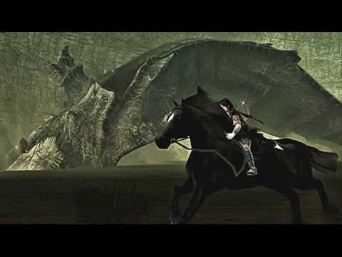 Shadow of the Colossus OST - A Messenger From Behind [Extended]