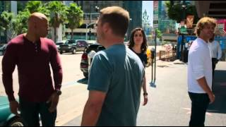 NCIS Los Angeles 7x09 - It