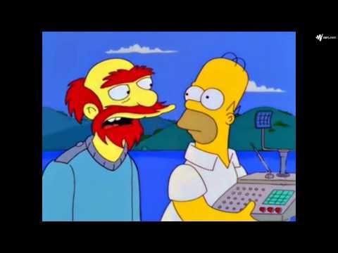 Classic Simpsons - Season 10 Episode 21  Monty Can