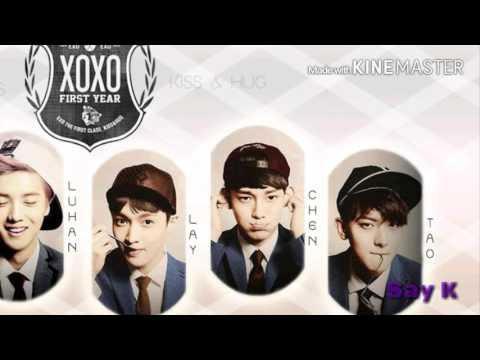 Just EXO Kpop Random Pt 1 [without countdown/Audio]
