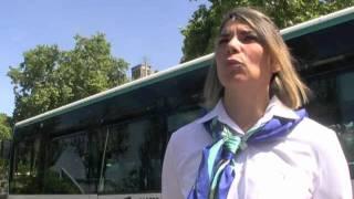 Témoignage métier : Sandrine, conductrice de bus à la RATP
