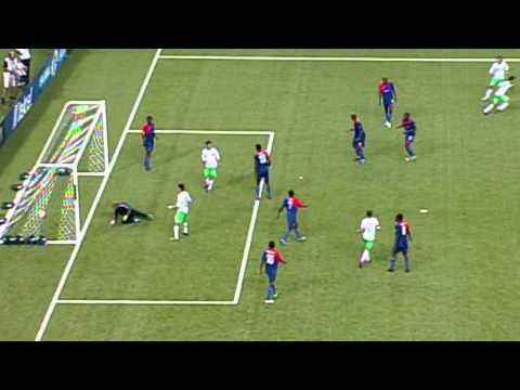 Best Historic Gold Cup Goals - Pablo Barrera - MEX vs HAI