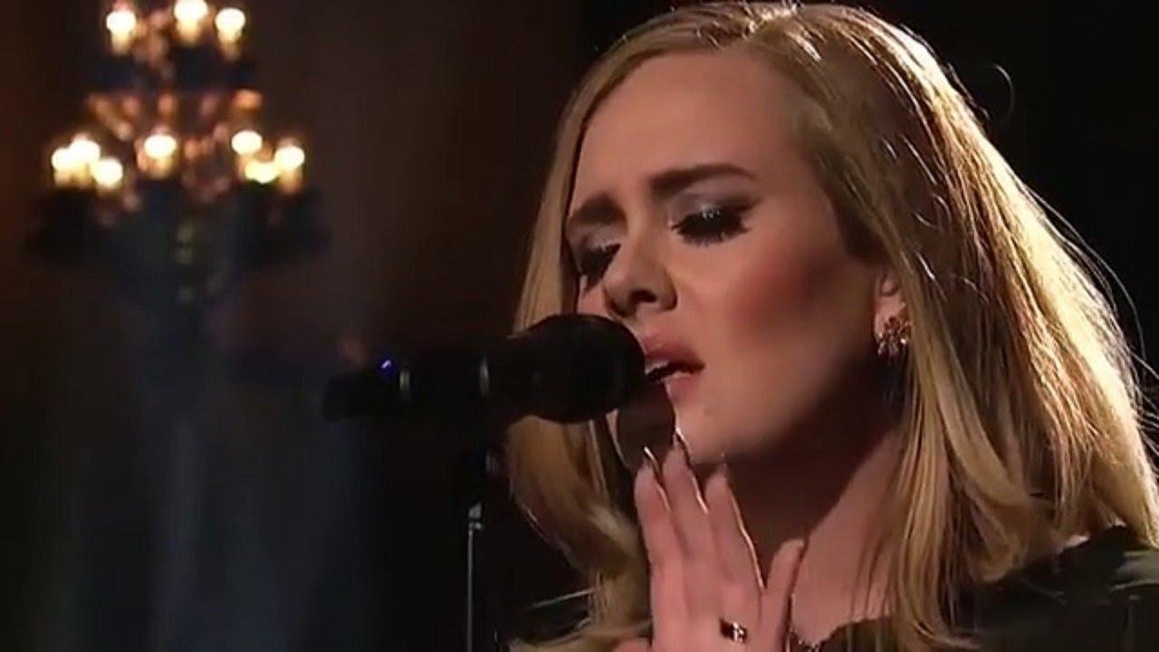 Download Adele - Hello -  Live - HD