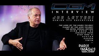 CGM Interviews - Joe Letteri (Abyss, Jurassic Park, Casper, Planète des Singes)