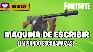 GUIDE WRITING MACHINE, IDEAL FOR CERCANO GROUPS FORTNITE SAVE THE WORLD SPANISH REVIEW
