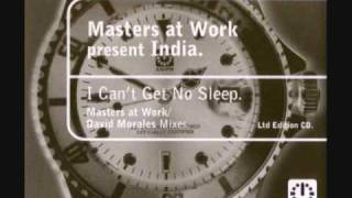 Masters at Work Feat. India- I Can